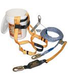 Miller Titan TRK2000 Fall Protection Kit - 50 ft Length - 612230-17927