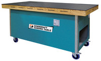 Dynabrade Dynabrade Downdraft Sanding Table - 36 in x 72 in - 2 Filters - 1 - 2500 CFM - 64207