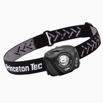 Princeton Tec EOS Industrial Black Headlamp - 130 Lumens 1 LEDs White - (3) AAA 3 Modes - 01105