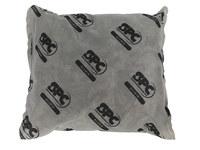 Brady Allwik Gray Polypropylene 28 gal Absorbent Pillow 107673 - 18 in Width - 18 in Length - 662706-23127