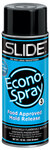 Slide Econo-Spray 3 Clear Mold Release Agent - 16 oz Aerosol Can - Food Grade - Paintable - 40810 16OZ