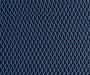 3M Safety-Walk 3200 Blue Vinyl Z-Shaped Web Wet Condition Floor Mat - 3 ft Width - 20 ft Length - 048011-13722