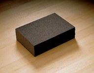 3M Sanding Sponge - 3 3/4 in Width x 4 3/4 in Length - 51065