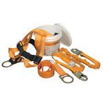 Miller Titan Readyworker TFPK Fall Protection Kit - 6 ft Length - 612230-12496