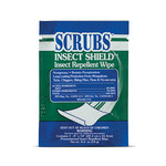 Scrubs Insect Shield Insect Repellent - 1 Wipe Packet - 91401