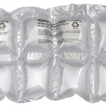 Clear Mini Pak'R Air Cushioning Rolls - 650 ft x 16 in - SHP-7819