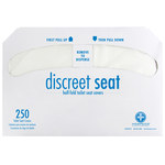 Hospeco DS-5000 Toilet Seat Cover - HOSPECO 5000 CHEESE CLO