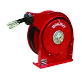 Reelcraft Industries TH5000 Series Hose Reel - 25 ft Hose Included - Spring Drive - TH5425 OMP