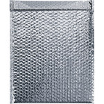 Shipping Supply Silver Cool Shield Bubble Mailers - 22 in x 18 in x 0 in - SHP-2287