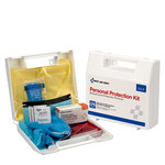 First Aid Only BBP Spill Clean Up Kit - 092265-21399