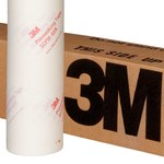3M SCPM-44X Clear Premasking Tape - 12 in Width x 100 yd Length - 80774