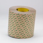 3M F9460PC Clear VHB Tape - 1 in Width x 60 yd Length - 2 mil Thick - 13976