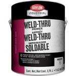 Krylon Industrial Coatings Weld-Thru K0002 Red Alkyd Enamel Paint Primer - 1 gal Can - 02324