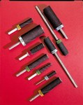 Standard Abrasives 726106 Straight A/Z Alumina Zirconia AZ Precision Cartridge Roll - 60 Grit - 1 3/4 in Length - 1/2 in Diameter - 1/4 in Center Hole - 36652