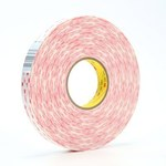 3M 4920 White VHB Tape - 1 in Width x 72 yd Length - 15 mil Thick - 16722