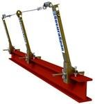 DBI-SALA SecuraSpan Fall Protection Kit - 50 ft Length - 840779-00494