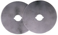 Weiler 1 1/4 in Flange - Use With 7 1/4 in (I.D) Wheel - Flange Outer Diameter: 8 3/4 in - 03954