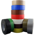 Polyken Off-White Cloth Tape - 1 in Width x 25 yd Length - 13 mil Thick - 100D 1 X 25YD NAT