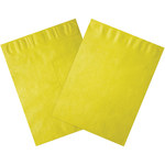 Shipping Supply Tyvek Yellow Tyvek Envelopes - 12 in x 9 in - SHP-13552