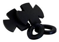 3M Peltor HYX5/37284(AAD) Headset/Earmuff Hygienic Pad Kit - 093045-93737
