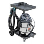 Dynabrade Mini Raptor Vac 120 V Portable Vacuum System - 26 in Overall Length - 26 in Width - 46 in Height - 10050