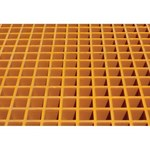 Justrite Yellow Low Density Polyethylene Spill Deck - Supports 2 Drums - 697841-15894