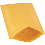 Kraft Bubble Mailers - 12 in x 8.5 in - SHP-3485