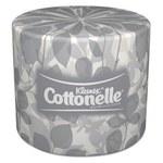 Kleenex Cottonelle White Bathroom Tissue - 2 Ply - 13135