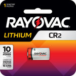 Rayovac Photo Battery - Single Use Lithium CR2 - RLCR2-1G