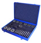 Greenfield Threading Little Giant 1387 Tap & Die Set - 423162