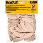 Dewalt No. 20 Plate Joining Biscuits - DW6820