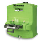 Honeywell Fendall Pure Flow 1000 Portable Eyewash Station - Wall Mount - English - 364809-410270