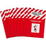 Brady Lockout/Tagout Training Handbook - Training Title = LOTO - 754476-43563