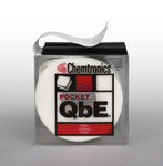Chemtronics p-Qbe White Electronics Cleaning Wipe - PQBE
