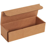 Shipping Supply Kraft Corrugated Mailers - 8 in x 3 in x 2 in - SHP-14180