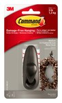 3M Command Bronze Classic Hook 3 lbs Weight Capacity - 97744