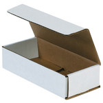 Oyster White Corrugated Mailer - 7 1/2 in x 3 1/4 in x 1 3/4 in - SHP-2549