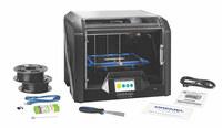 Dremel 3D45-01 Black 3D Printer - 20.25 in Width - 16 in Height - 04255