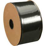 Black Poly Tubing - 2 in x 725 ft - 4 Mil Thick - SHP-6361