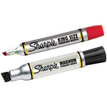 Shipping Supply Sharpie King Size Black Markers - SHP-8328