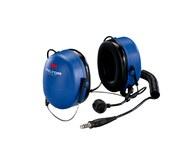 3M Peltor MT MT7H79B-FM-50 Blue Communication Headset - 24 dB NRR - 046719-95294