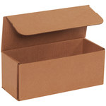Shipping Supply Kraft Corrugated Mailers - 10 in x 4 in x 4 in - SHP-11631