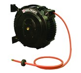 Reelcraft Industries S Series Hose Reel - 50 ft Hose Included - Spring Drive - SGA3650 OLP