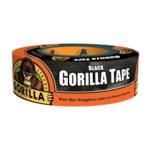 Gorilla Black Duct Tape - 1.88 in Width x 35 yd Length - 60035