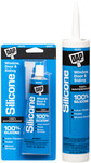 Dap Silicone Sealant Clear Paste 9.8 fl oz Cartridge - 08641