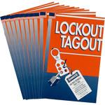 Brady Lockout/Tagout Training Handbook - Training Title = LOTO - 754476-66219