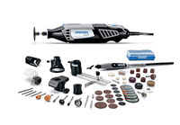 Dremel 4000-6/50 Electric Rotary Tool Kit - 02976