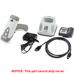 Brady Code Reader CR2600 133080 Grey / White Barcode Scanner - 89741