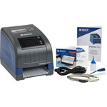 Brady BradyPrinter i3300 150640 Product/Wire ID Printer Kit - 4.25 in Max Label Width - 62368