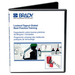 Brady Lockout/Tagout Training Video - Training Title = Lockout Tagout Safety Training Video:Global Best Practice Training - 754473-84517
